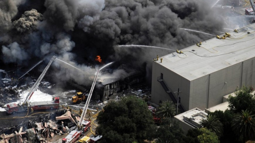 Onze ans depuis l'incendie qui entraîna la destruction d'inédits de Eminem, 2Pac et Janet Jackson...