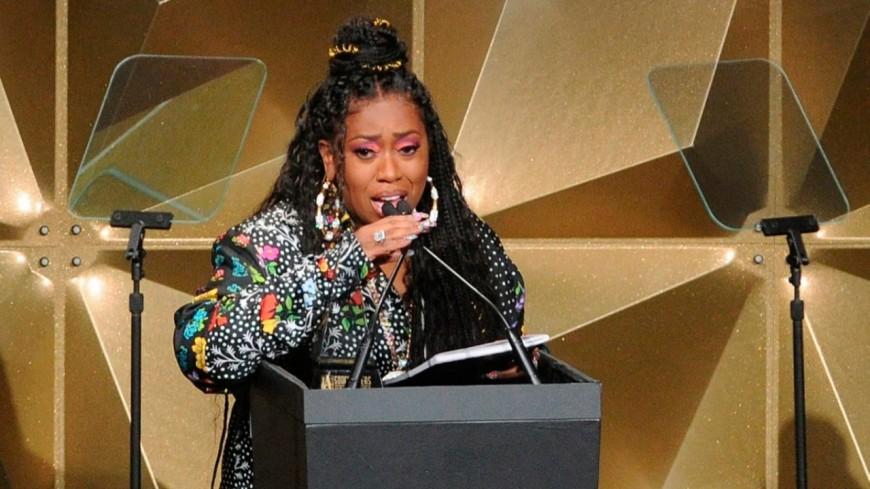 Missy Elliott devient la première rappeuse à entrer au Songwriters Hall Of Fame!
