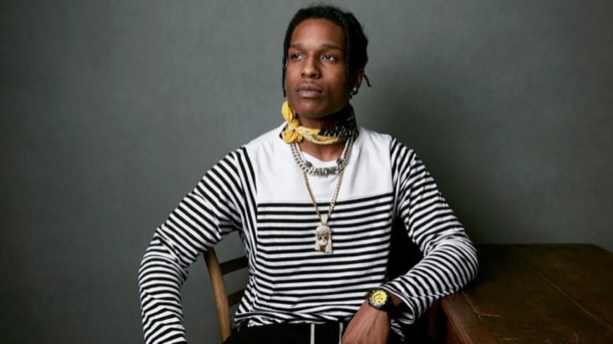 Les rappeurs commencent le boycott suédois au nom de A$AP Rocky !