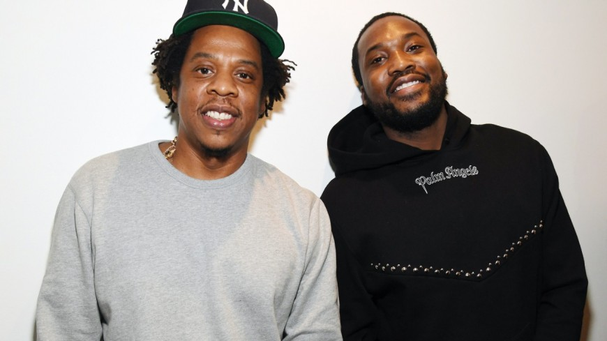 Meek Mill crée son label sous la houlette de Jay-Z !