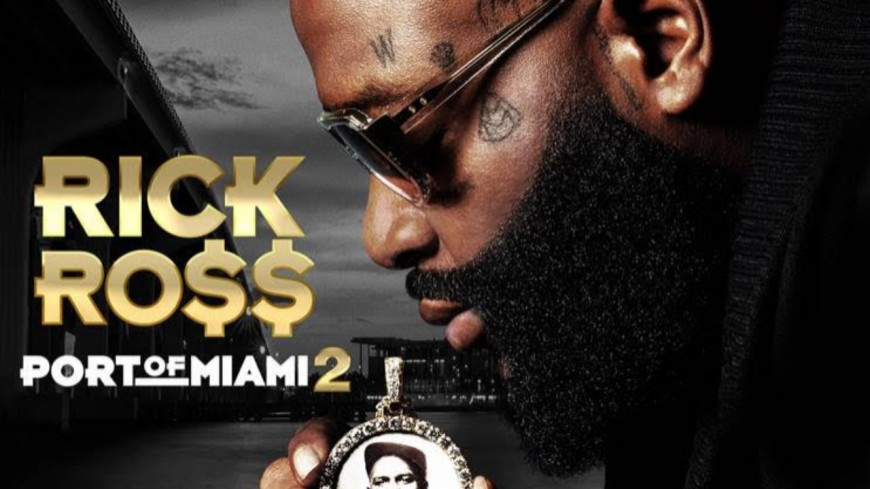 "Rick Ross : découvrez l'impressionnant tracklisting de ""Port of Miami II"" !"