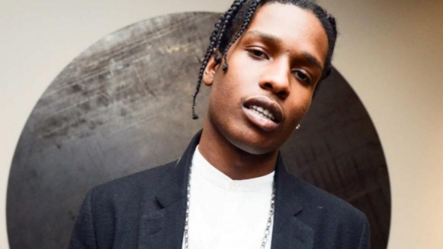 A$asp Rocky se livre sur son passage en prison