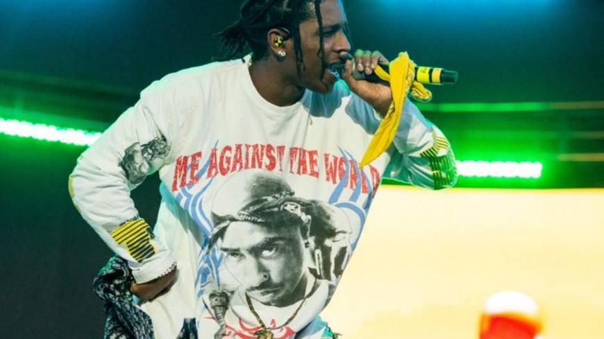 A$ap Rocky réagit au verdict !