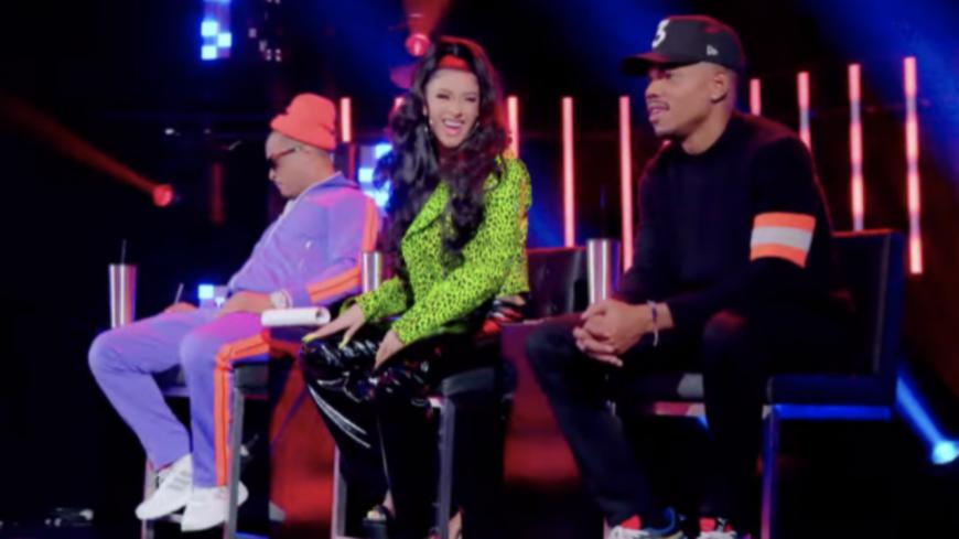 Cardi B, Chance The Rapper et T.I  jurés d'une grosse émission sur Netflix !