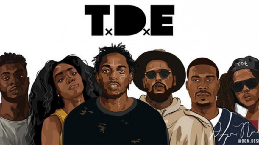 Kendrick Lamar, Schoolboy Q, Jay Rock, tout le label TDE est en studio