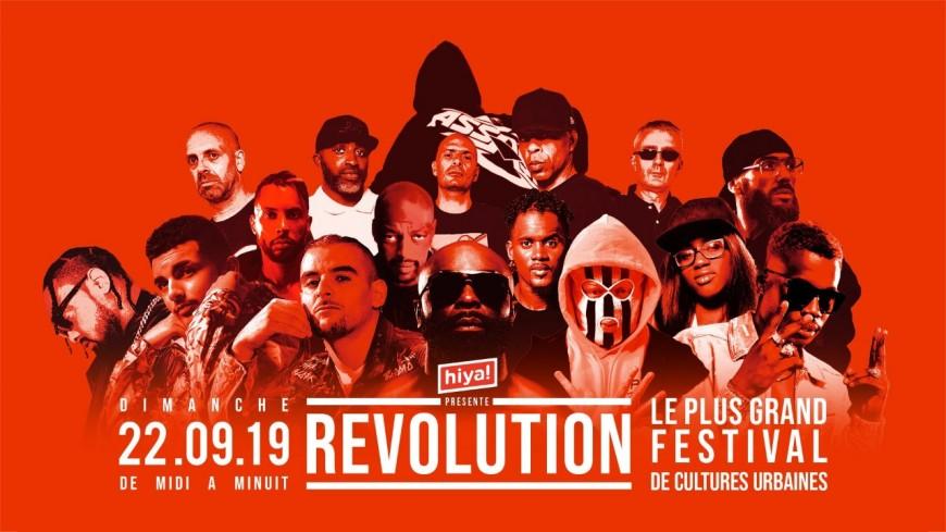 Le festival REVOLUTION est reporté !