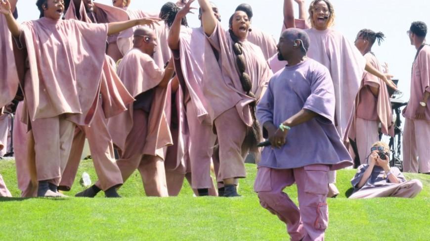 Kanye West : les Sunday Services prennent de l'ampleur !