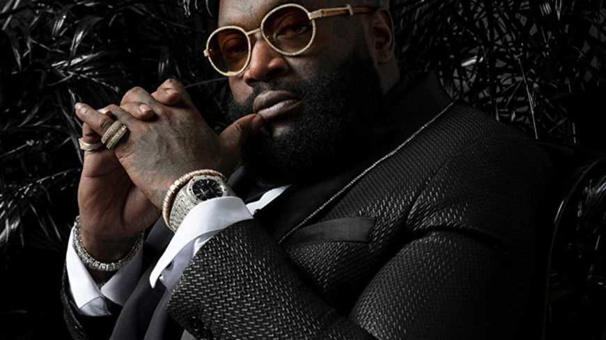 Rick Ross : sa bio est un best-seller selon le New York Times !