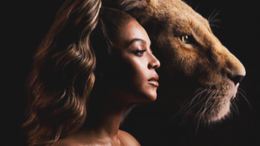 """Beyoncé : star du making Of du """"Roi Lion"""" diffusé à la télé !"""