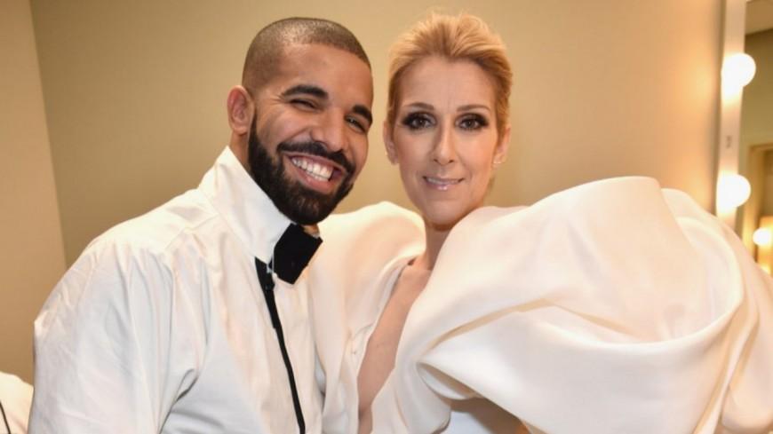 Drake : Céline Dion lui demande de ne pas se tatouer son visage