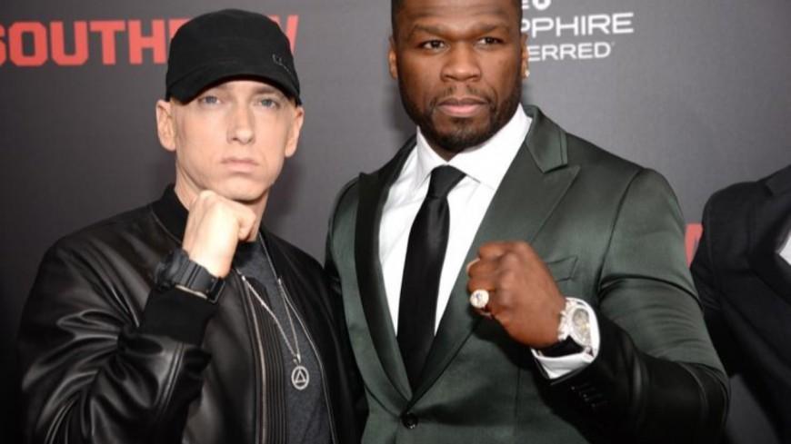 50 Cent tease le prochain projet d'Eminem !