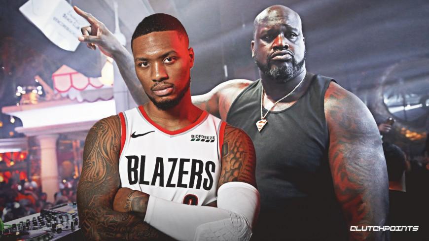 Damian Lillard et Shaquille O'Neal : quand les basketteurs-rappeurs se clashent !