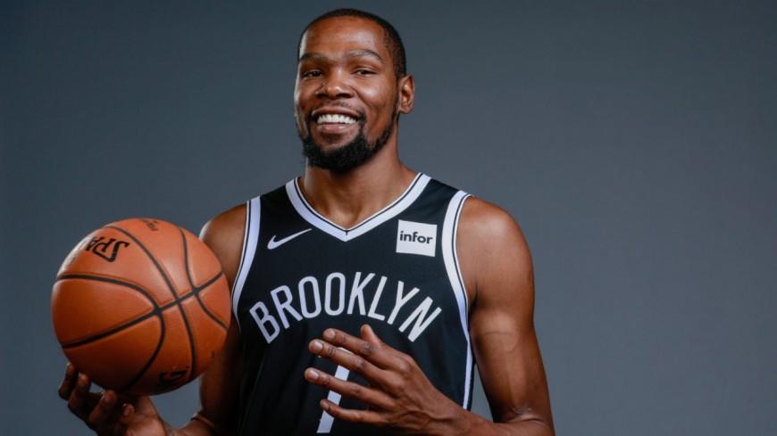 Kevin Durant balance ses 5 rappeurs préférés !