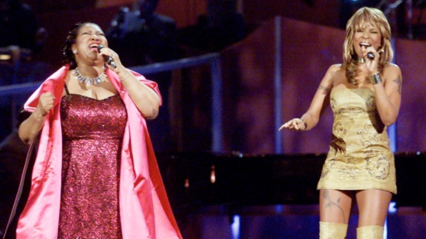 Mary J. Blige rejoint le casting du biopic d'Aretha Franklin !
