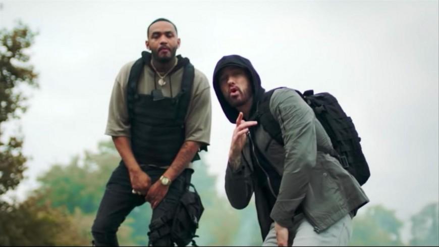 Eminem : un extrait de sa collab avec Joyner Lucas dévoilé !