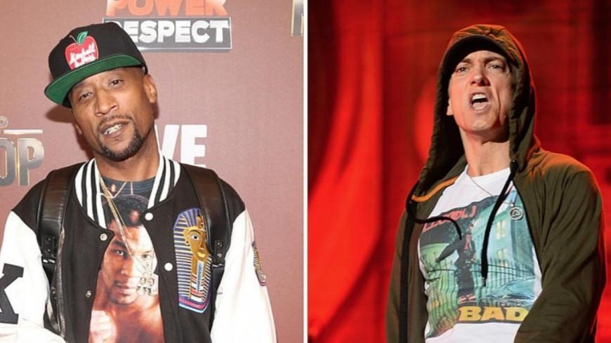 Eminem : Lord Jamar l'accuse de racisme