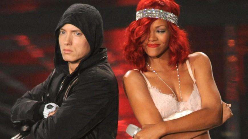 Eminem : Le son où il insulte Rihanna a fuité au complet ! Il se justifie !
