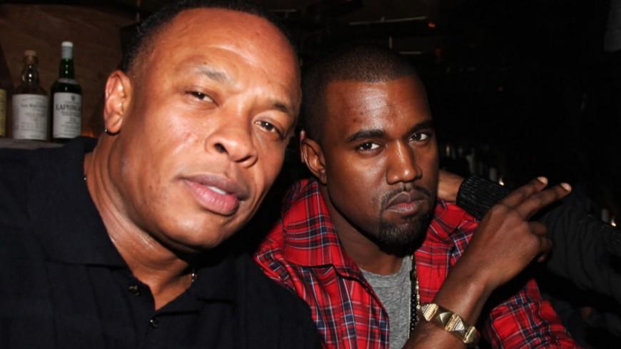 """Kanye West veut Dr. Dre pour la suite de """"Jesus is King"""""""