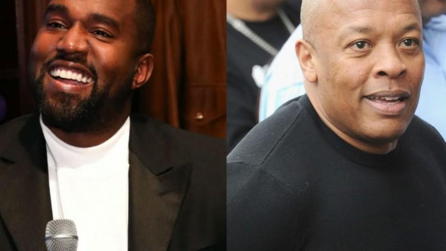 """Kanye West et Dr. Dre préparent du lourd pour """"Jesus is king 2"""" !"""