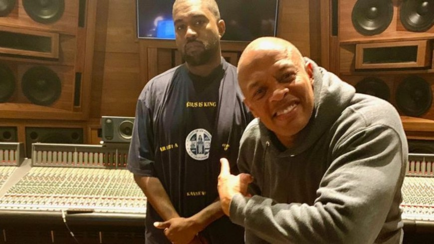 Kanye West explique pourquoi il travaille avec Dr. Dre