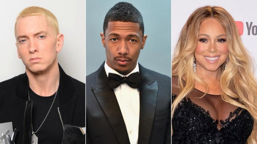 Eminem clashe Mariah Carey dans un titre de Fat Joe !