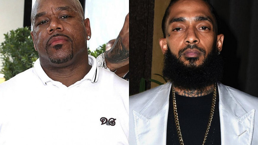 Nipsey Hussle : le manager de the Game tente de s'expliquer !