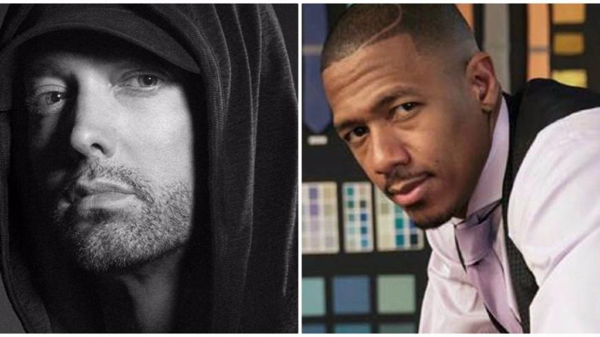 Eminem répond à Nick Cannon sur son homosexualité