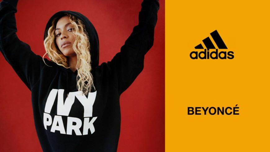 Beyoncé dévoile la collection Ivy Park x Adidas