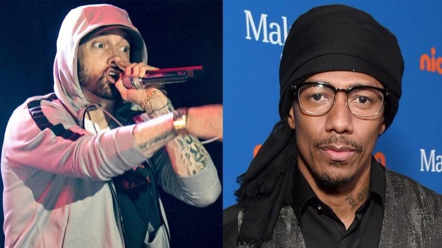 Eminem et Nick Cannon : le beef prend de l'ampleur !