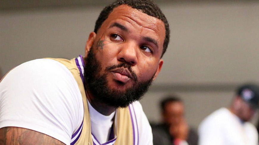 The Game a tiré sur Suge Knight !