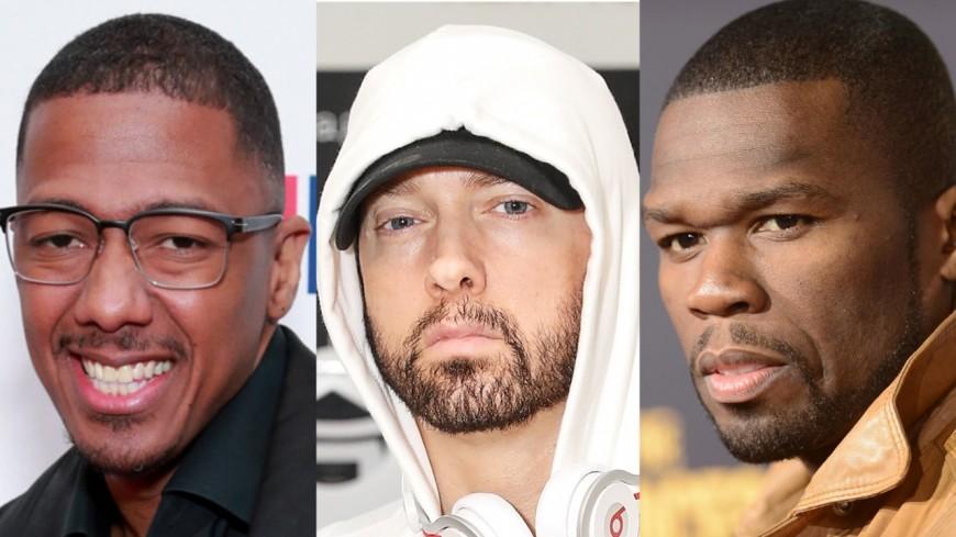 Nick Cannon : après Eminem, il s'en prend à 50 Cent