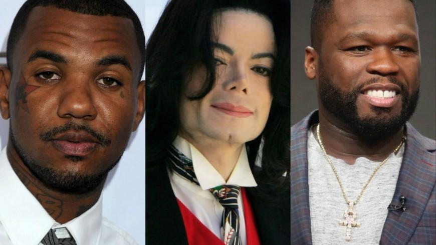 The Game : Michael Jackson voulait travailler avec lui et 50 Cent