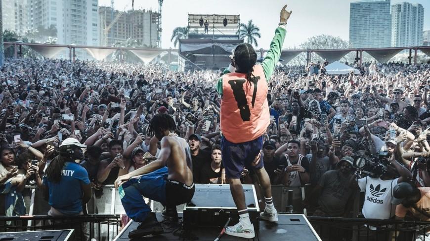 Le Rolling Loud Festival débarque bientôt en Europe !