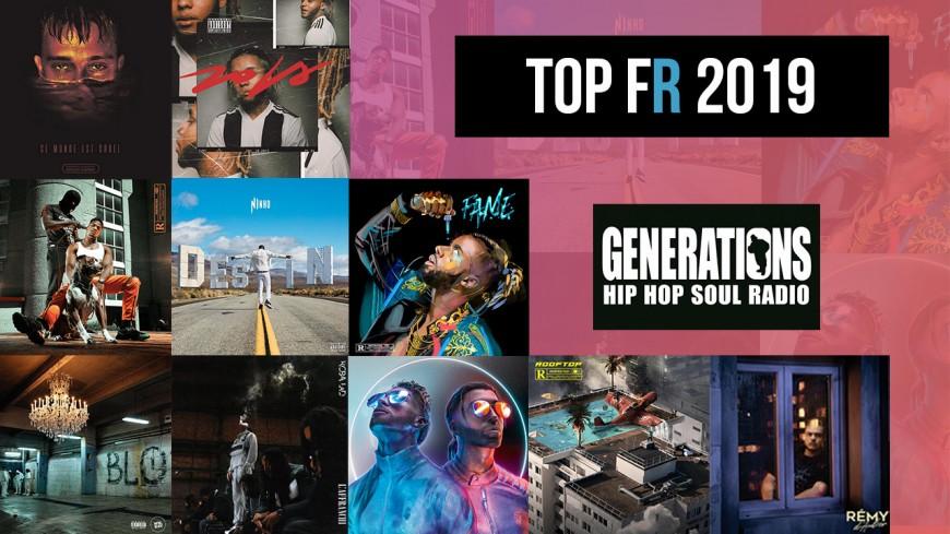 Le rap français en 2019 par la rédaction de Generations !