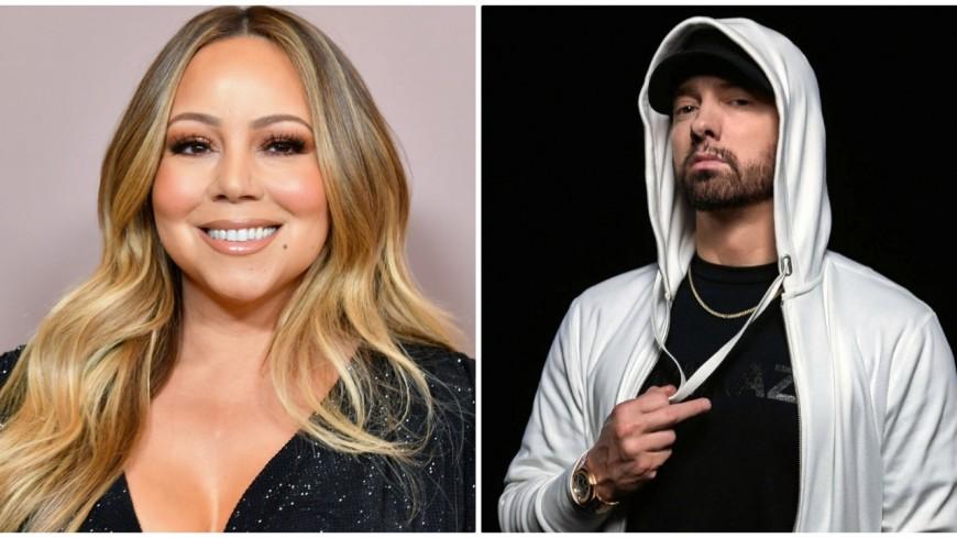 Mariah Carey piratée, son compte Twitter s'en prend à Eminem