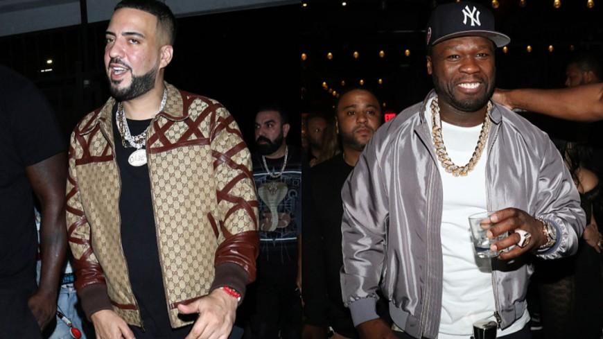 French Montana accuse 50 Cent d'être une balance !