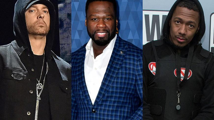 50 Cent demande à Eminem de ne pas répondre à Nick Cannon !