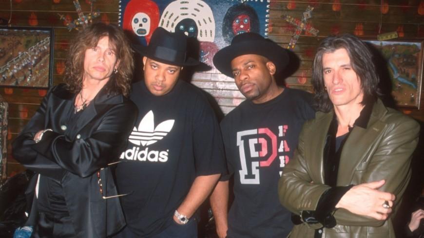 Run DMC et Aerosmith réunis pour les Grammy's !