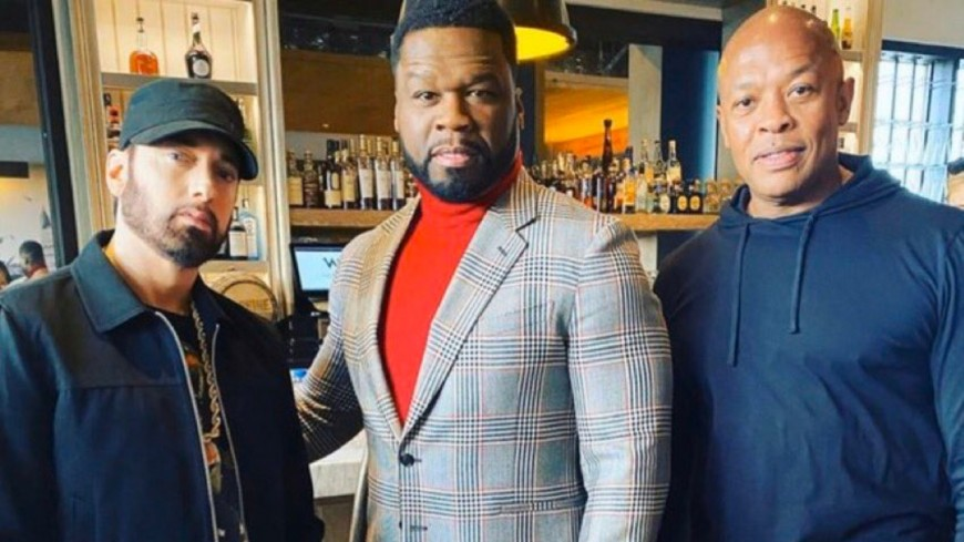 50 Cent :  Son étoile enfin au Hollywood Boulevard !