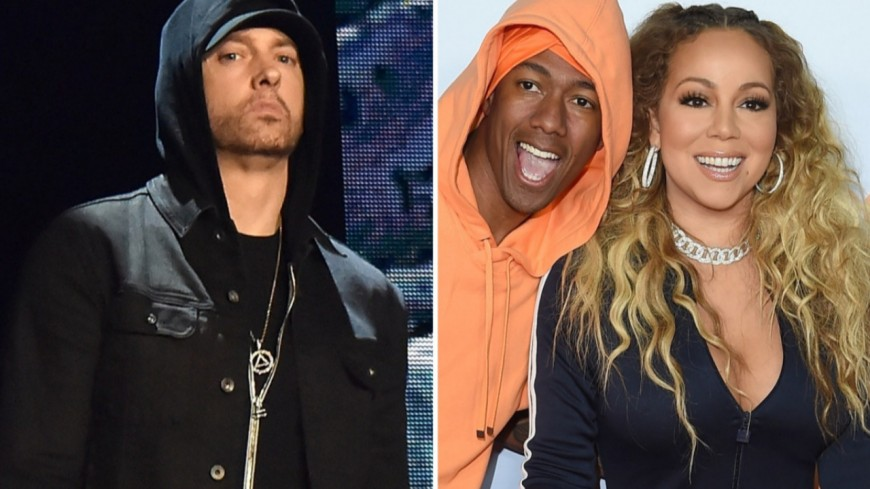 Nick Cannon continue d'insulter Eminem