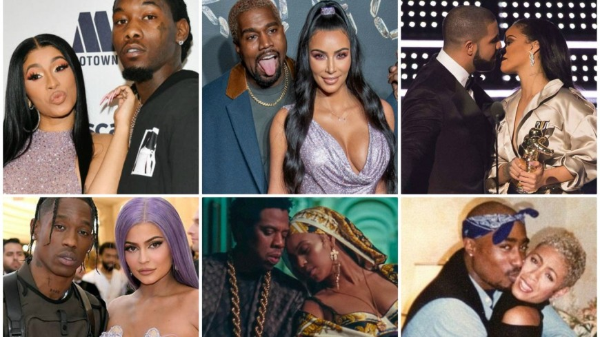 Drake, Kanye West, Cardi B, Travis Scott... Leur plus grosse preuve d'amour !