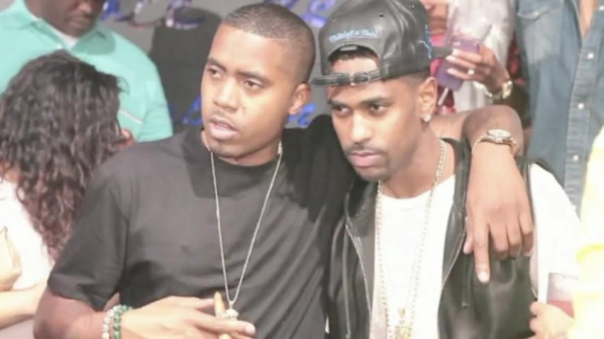 Nas travaille sur un nouvel album selon Big Sean !