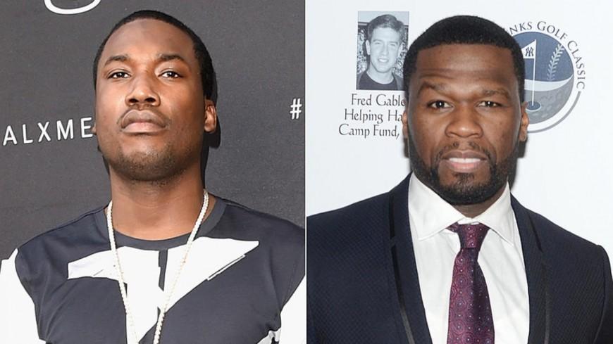 50 Cent attaque Meek Mill en interview ! Il réagit immédiatement.