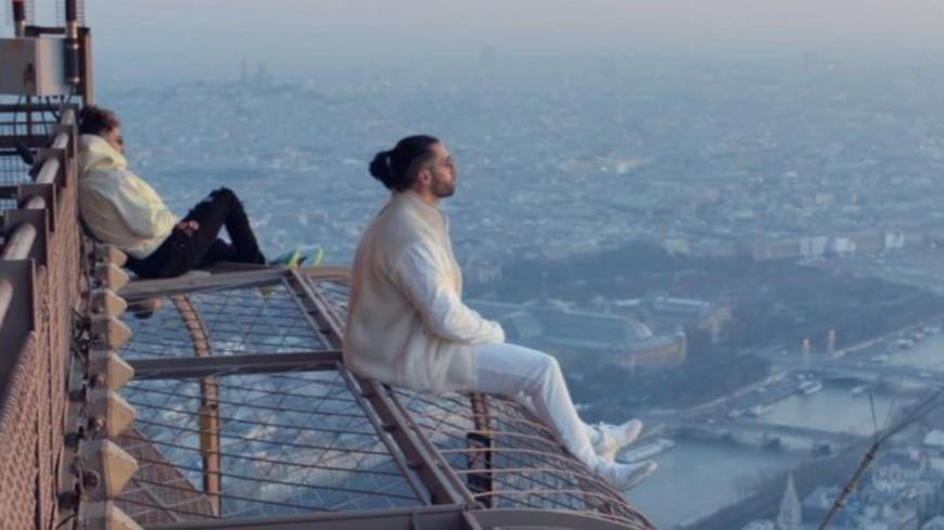 PNL : le photographe raconte le cliché sur la Tour Eiffel