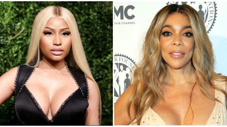 "Wendy Williams balance sur Nicki Minaj : ""Tu n'aurais jamais dû te marier avec lui"""
