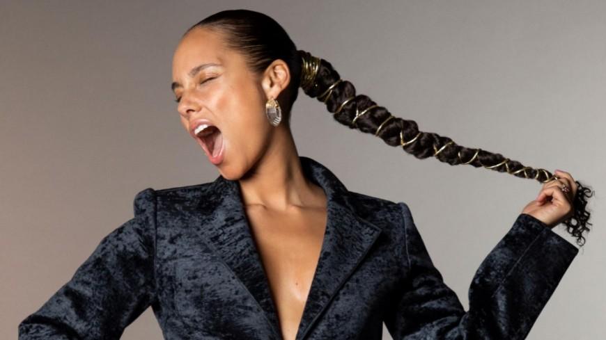 Alicia Keys : son album repoussé jusqu'en mai !