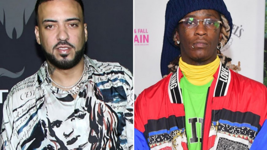 Young Thug vs French Montana : le beef repart de plus belle