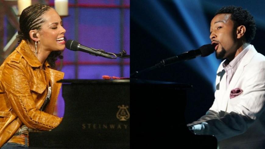 Alicia Keys et John Legend vont s'opposer dans un Verzuz