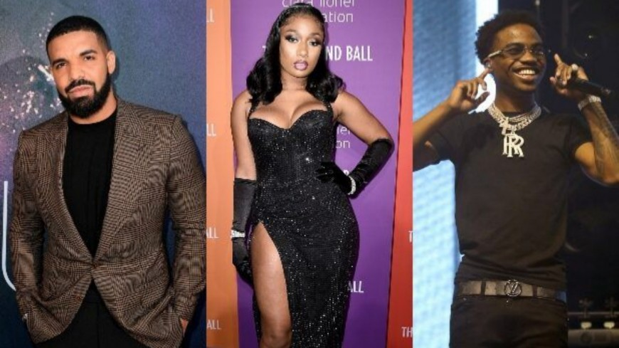 BET Awards : Drake, Megan Thee Stallion et Roddy Rich dominent les nominations