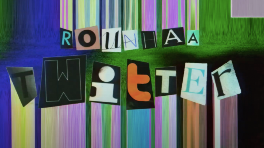 """NVLG Vol.3 présente """"Twitter"""" de Rouhnaa"""